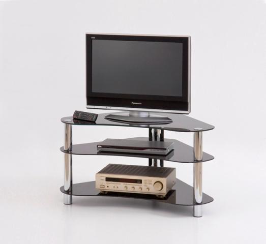 TV galds Halmar RTV13 Black, 950x600x510 mm