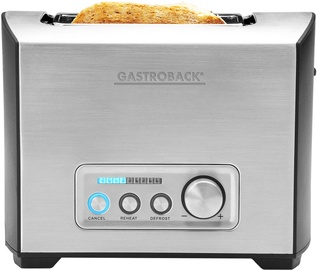 Тостер Gastroback Design Pro 2S 42397