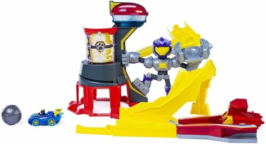 Spin Master Paw Patrol True Metal Mighty Pups Mighty Meteor Track Set 6055933
