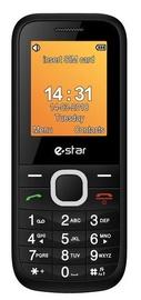 Mobilais telefons eSTAR X18, sudraba, 32MB/32MB