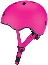 Globber EVO Lights Helmet Pink