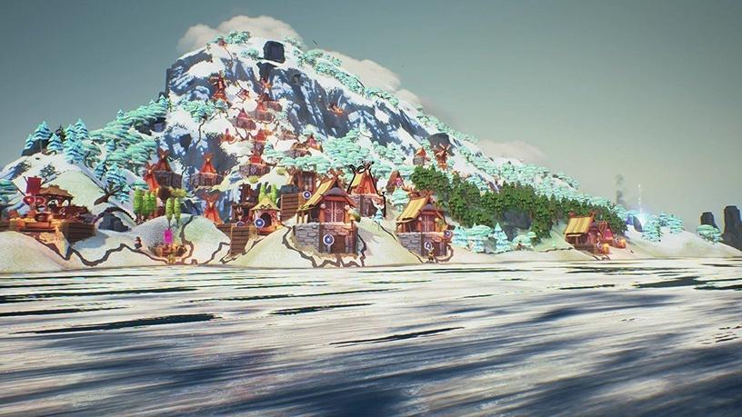 Valhalla Hills Definitive Edition PS4