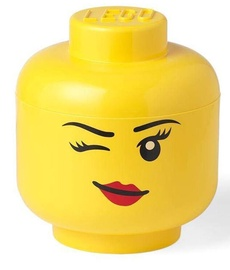 Room Copenhagen LEGO Storage Head Winking Small