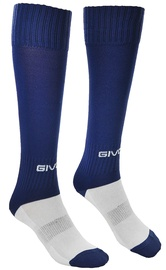 Zeķes Givova Calcio Senior Dark Blue, 1 gab.