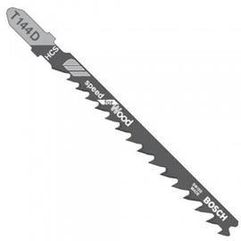 Zāģīšu komplekts Bosch T 144 D Jigsaw Blade 5pcs