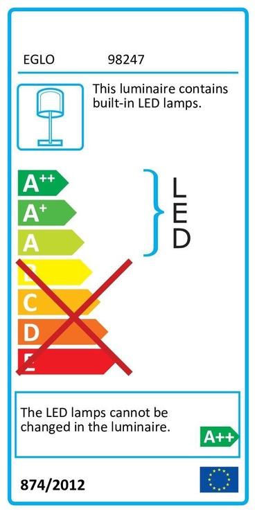 Gaismeklis Eglo Masserie LED Table Lamp 3.4W