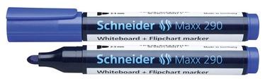 Baltās tāfeles marķieris Schneider Whiteboard And Flipchart Marker Maxx Blue 290