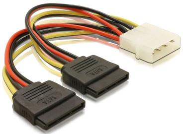 Delock Cable SATA HDD / SATA x2 0.16m