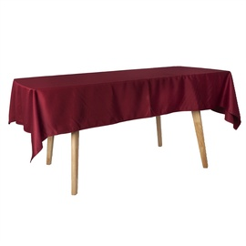 Home4you Deluxe 2 Tablecloth Bordeaux