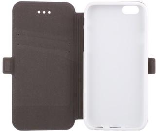 Telone Super Slim Shine Book Case For LG G4S White