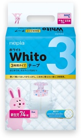 Whito Diapers Tape Type NB 74