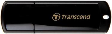 USB atmiņas kartes Transcend Jet Flash 350 Black, USB 2.0, 32 GB