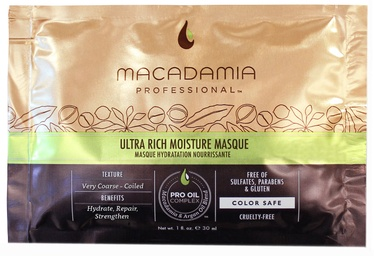 Macadamia Ultra Rich Moisture Masque 30ml