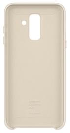 Samsung Galaxy A6+ Dual Layer Case Gold