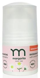 Дезодорант для женщин Margarita Sensitive Skin Chamomile, 50 мл