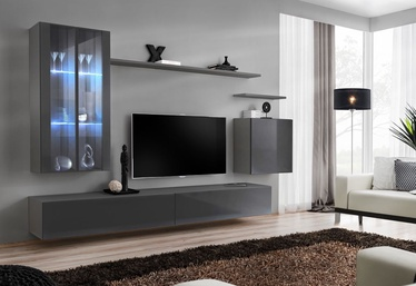 ASM Switch XII Wall Unit Graphite