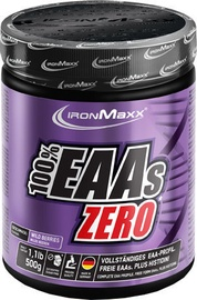 IronMaxx 100% EAAs Zero 500g Wild Berries