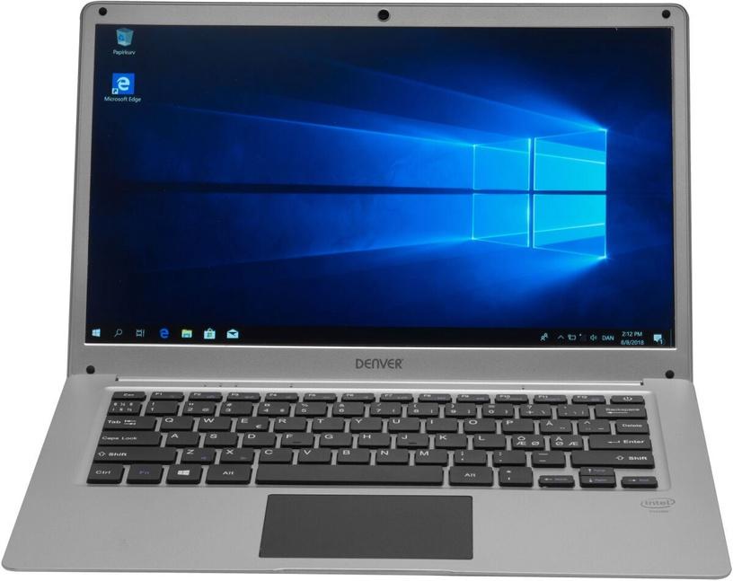 Ноутбук NBW-14104N Silver (поврежденная упаковка)