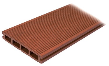 SN Terrace Bords 24X150X2900 WPC Reddish Brown