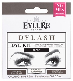Eylure Dylash Dye Kit 7ml Black