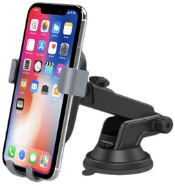 Philips Car Holder With Qi Wireless Charging Black