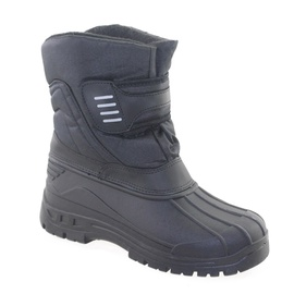 SN Men's Snow Boots Black 44