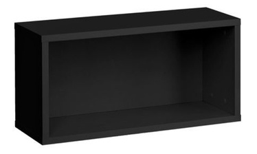 ASM Blox RW11 Hanging Shelf Cabinet Black Matt