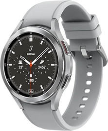 Viedais pulkstenis Samsung Galaxy Watch4 Classic 46mm, sudraba