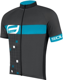 Force Square Jersey Grey/Blue M