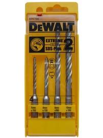 DeWALT Extreme 2 SDS Plus Drill Bits 4pcs DT9700-QZ