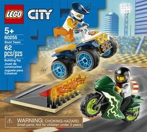 Konstruktors Lego City Stunt Team 60255