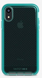 Tech21 Evo Check Back Case For Apple iPhone XR Green