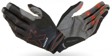 Mad Max Crossfit Gloves Black/Grey MXG103 L