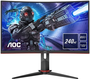 "Monitors AOC C27G2ZU/BK, 27"", 0.5 ms"