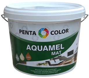 Krāsa Pentacolor Aquamel Mat Emulsion Paint Light Yellow 3kg
