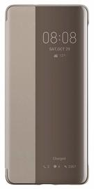 Huawei Smart View Flip Case for Huawei P30 Pro Khaki