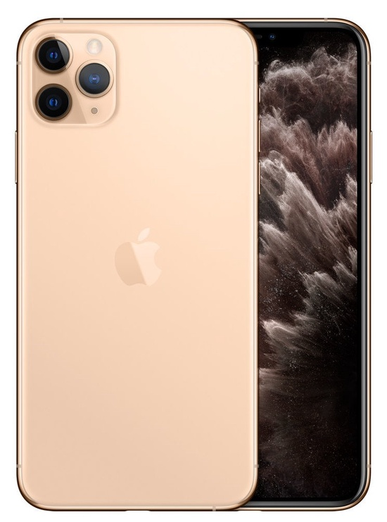 Viedtālrunis Apple iPhone 11 Pro Max 256GB Gold