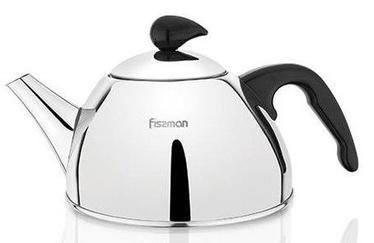 Fissman Lavander Tea Pot With Strainer 1l