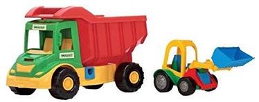 Wader Multi Truck And Buggy Buldozer Set 32210
