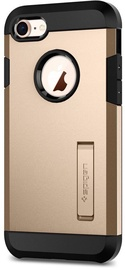 Spigen Tough Armor 2 Kickstand Back Case For Apple iPhone 7/8 Gold