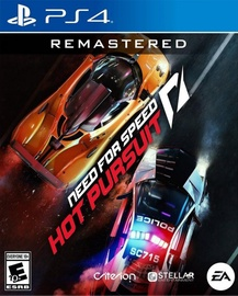 PlayStation 4 (PS4) spēle Need For Speed Hot Pursuit Remastered PS4
