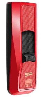 USB флеш-накопитель Silicon Power Blaze B50 Red, USB 3.0, 16 GB