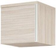Ночной столик Bodzio Aga AG45, песочный, 50x52x48 см