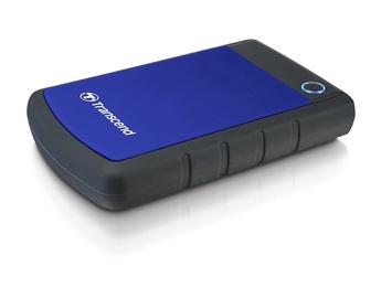 CIETAIS ĀRĒJAIS DISKS TRANSCEND 2.5 1TB USB3