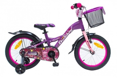 "4Kids Bubble 16"" Purple 20"