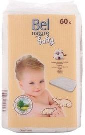 Autiņbiksītes Bel Nature Baby, 2, 60 gab.