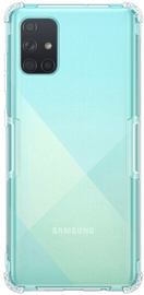 Nillkin Nature Ultra Slim Back Case For Samsung Galaxy A71 Transparent