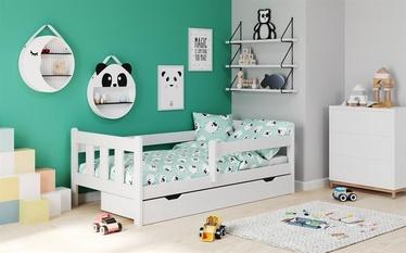 Bērnu gulta Halmar Marinella White, 164x88 cm
