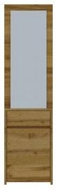 WIPMEB Tahoe TA-29 Shoe Cabinet With Mirror Wotan Oak