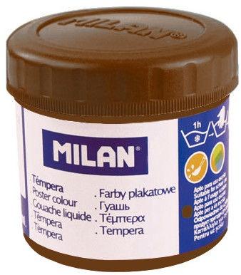 Milan Poster Paint 0327006 Brown